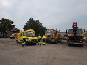 Technine pagalba kelyje Marijampolėje +37064022220